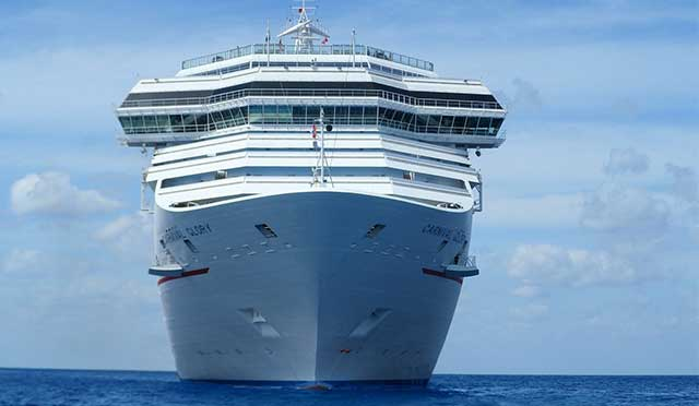 Cruise-bookings-ship