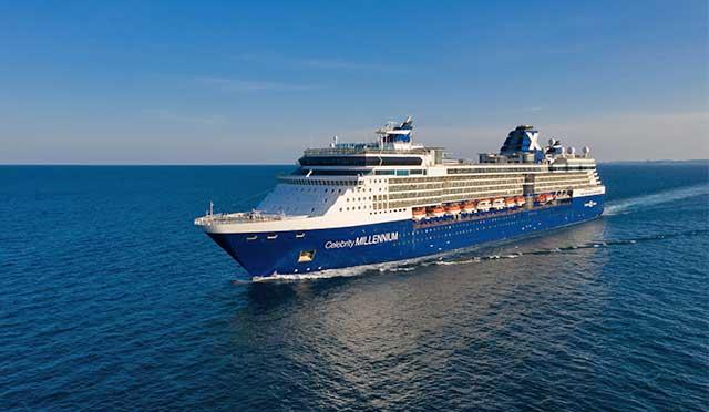 Caribbean cruises - Celebrity ship